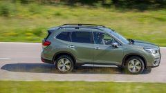 Nuova Subaru Forester e-Boxer, l'ibrida da off-road. Il test - Immagine: 29