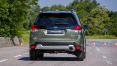 Nuova Subaru Forester e-Boxer, l'ibrida da off-road. Il test - Immagine: 31