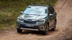 Nuova Subaru Forester e-Boxer, l'ibrida da off-road. Il test - Immagine: 32