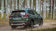Nuova Subaru Forester e-Boxer, l'ibrida da off-road. Il test - Immagine: 37