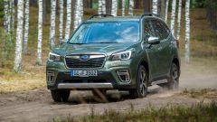 Nuova Subaru Forester e-Boxer, l'ibrida da off-road. Il test - Immagine: 36