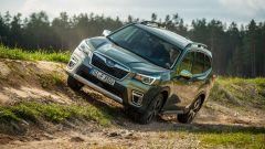 Nuova Subaru Forester e-Boxer, l'ibrida da off-road. Il test - Immagine: 38