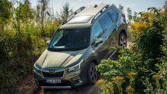 Nuova Subaru Forester e-Boxer, l'ibrida da off-road. Il test - Immagine: 41