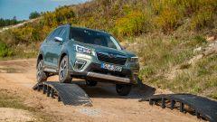 Nuova Subaru Forester e-Boxer, l'ibrida da off-road. Il test - Immagine: 42