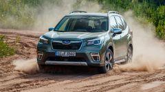 Nuova Subaru Forester e-Boxer, l'ibrida da off-road. Il test - Immagine: 1