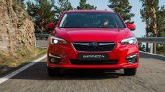 Nuova Subaru Impreza 2018, la prova su strada