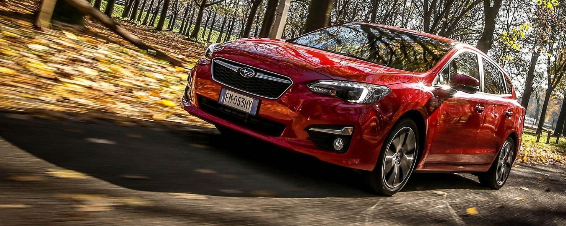 Nuova Subaru Impreza: a volte ritornano... diverse [VIDEO]