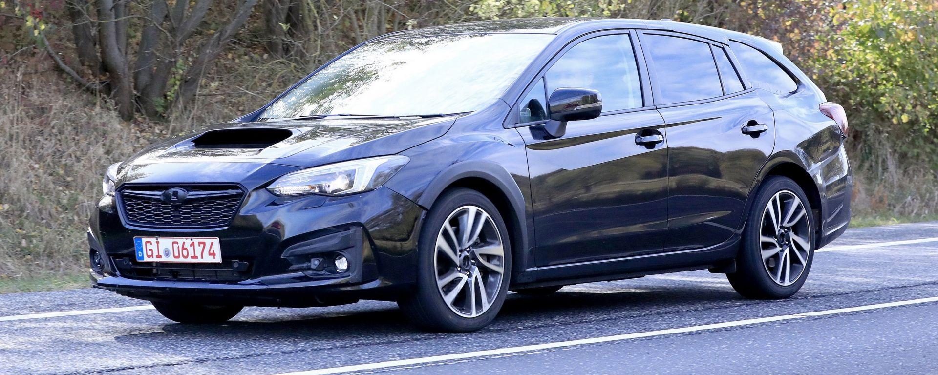 Nuova Subaru Levorg 2019: arriva a Ginevra. Anteprima ...