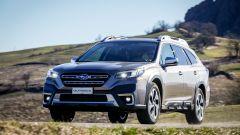 Nuova Subaru Outback 2021: tutte le novità e i prezzi - Immagine: 7