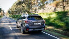 Subaru Outback 2021: ammiraglia on-road e off-road. La prova video - Immagine: 18
