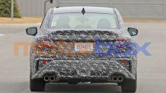 Nuova Subaru WRX 2021: dalla coda spuntano i 4 tubi di scarico