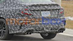 Nuova Subaru WRX 2021: i fari posteriori a LED