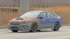 Nuova Subaru WRX: scheda tecnica, interni, lancio, foto