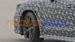 Nuova Subaru WRX 2021: un dettaglio dell'avantreno
