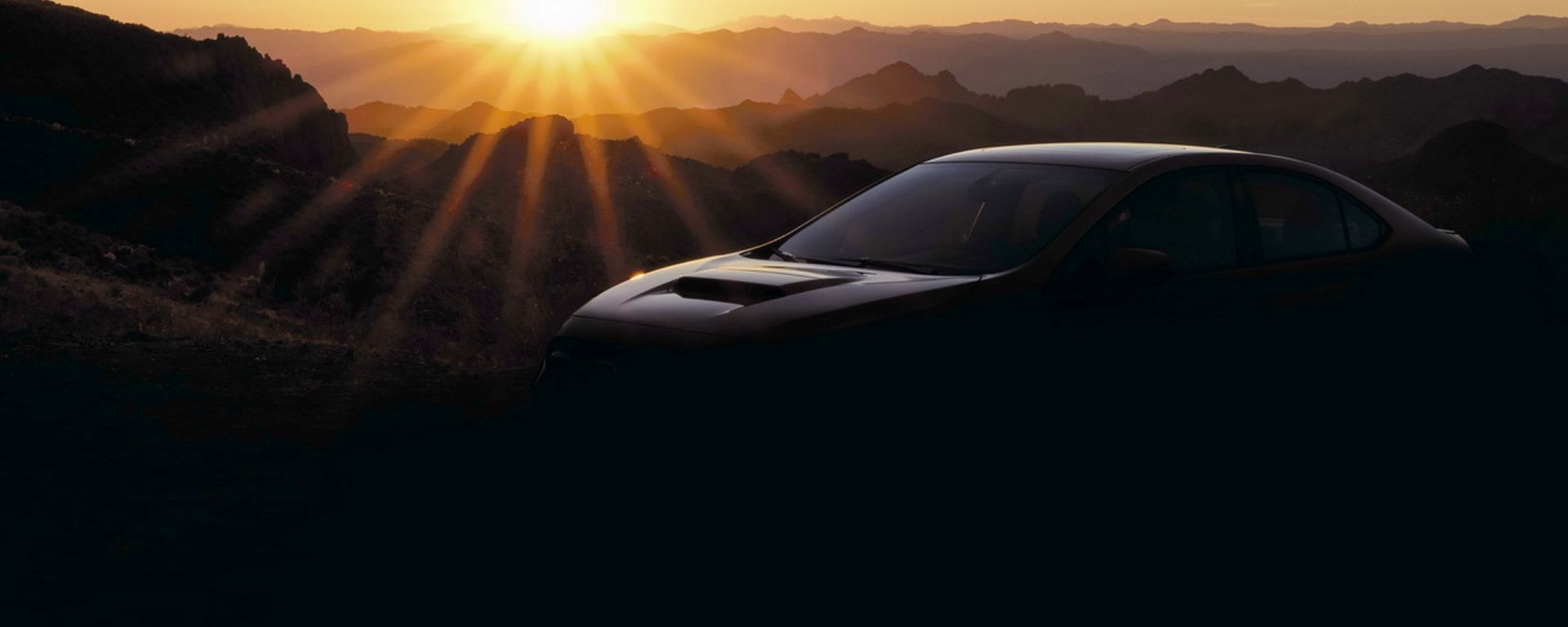 Nuova Subaru WRX, primo teaser