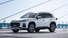 Nuova Suzuki Across: batteria da 18,1 kWh e 75 km di autonomia dichiarata