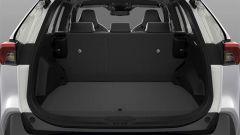 Nuova Suzuki Across: il baule ampio e modulabile