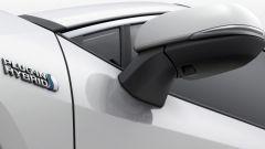 Nuova Suzuki Across: il design dello specchio esterno