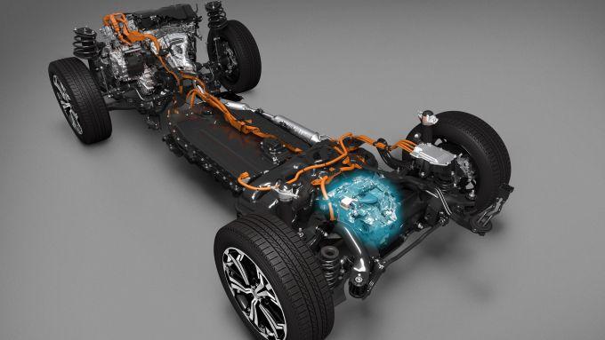 Nuova Suzuki Across: il sistema ibrido plug-in che equipaggia il SUV giapponese
