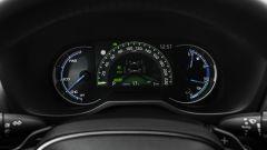 Nuova Suzuki Across: la strumentazione del SUV giapponese