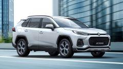 Suzuki Across plug-in hybrid: il video della prova su strada