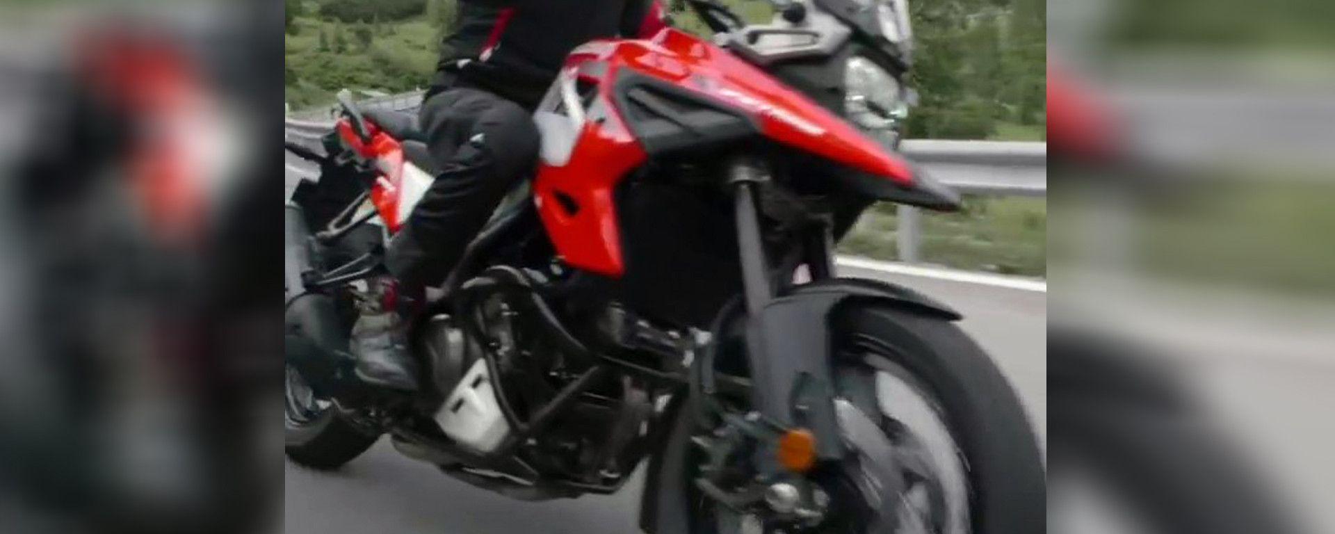 Nuova Suzuki Dr Big 2020: la vedremo a EICMA 2019