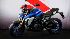 Suzuki svela la nuova GSX-S1000 2021: il video - Immagine: 16