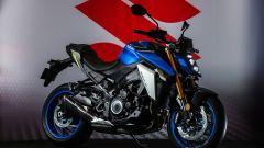Suzuki svela la nuova GSX-S1000 2021: il video - Immagine: 1
