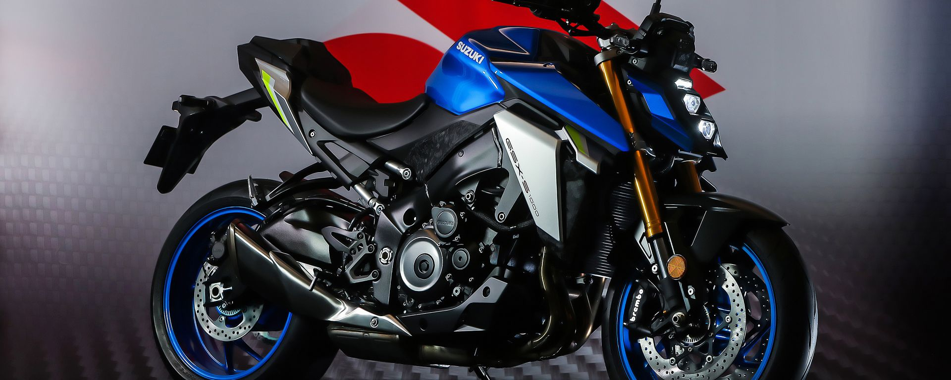 Suzuki svela la nuova GSX-S1000 2021: il video