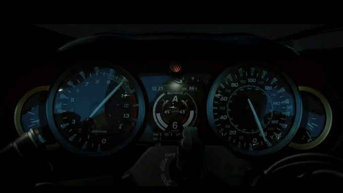 Nuova Suzuki Hayabusa 2021: la strumentazione