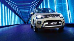 Nuova Suzuki Ignis Hybrid 2020 in azione per le vie della città
