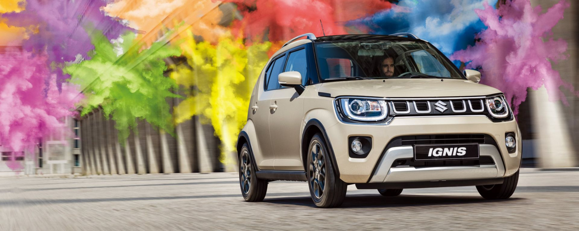 Nuova Suzuki Ignis Hybrid 2020: in Italia da aprile