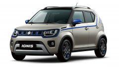 Nuova Suzuki Ignis Hybrid 2020: nuove personalizzazioni e colori