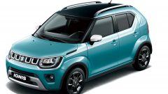 Nuova Suzuki Ignis Hybrid 2020: nuovi colori
