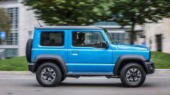 Nuova Suzuki Jimny: compatta, ideale per la città