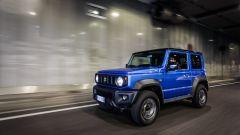 Nuova Suzuki Jimny: di serie i fari full led