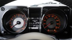 Nuova Suzuki Jimny: la strumentazione