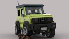 Nuova Suzuki Jimny LEGO Ideas: in vendita nel 2022? Fotogallery