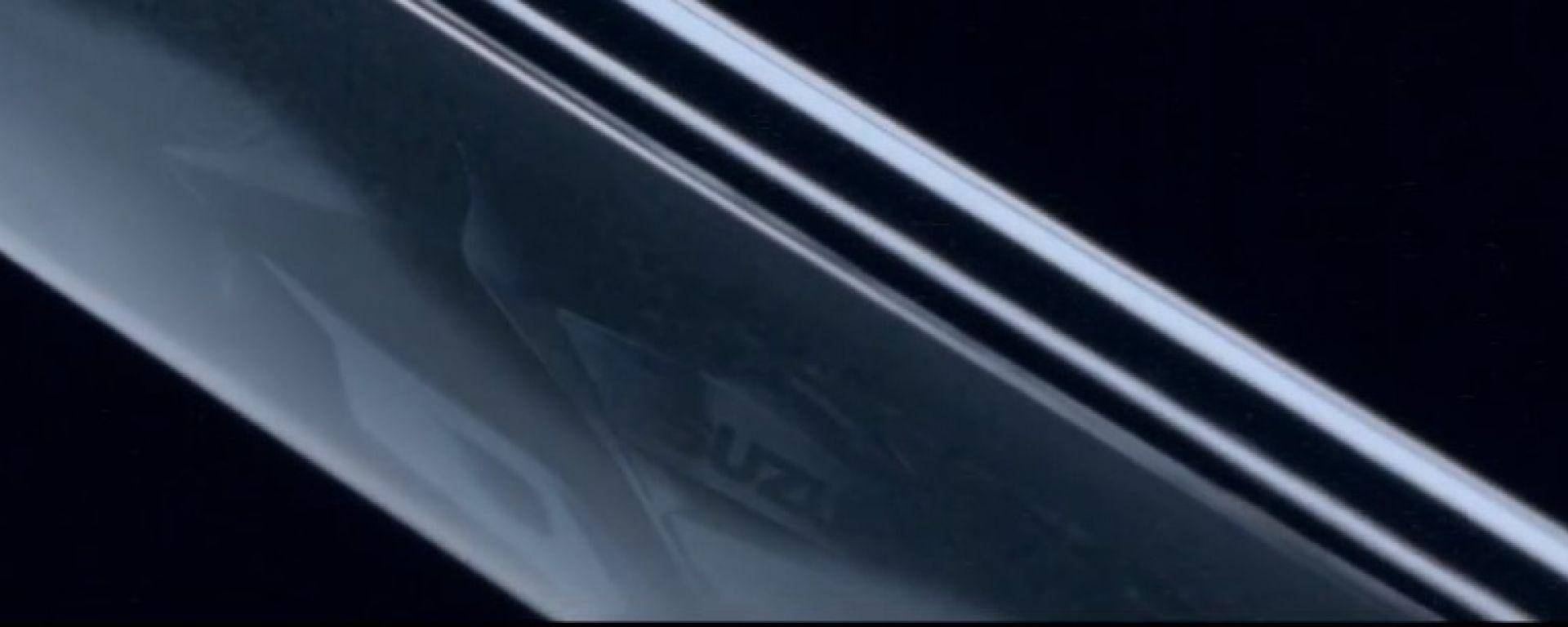 Suzuki Katana: il ritorno è ufficiale. ecco il terzo video video