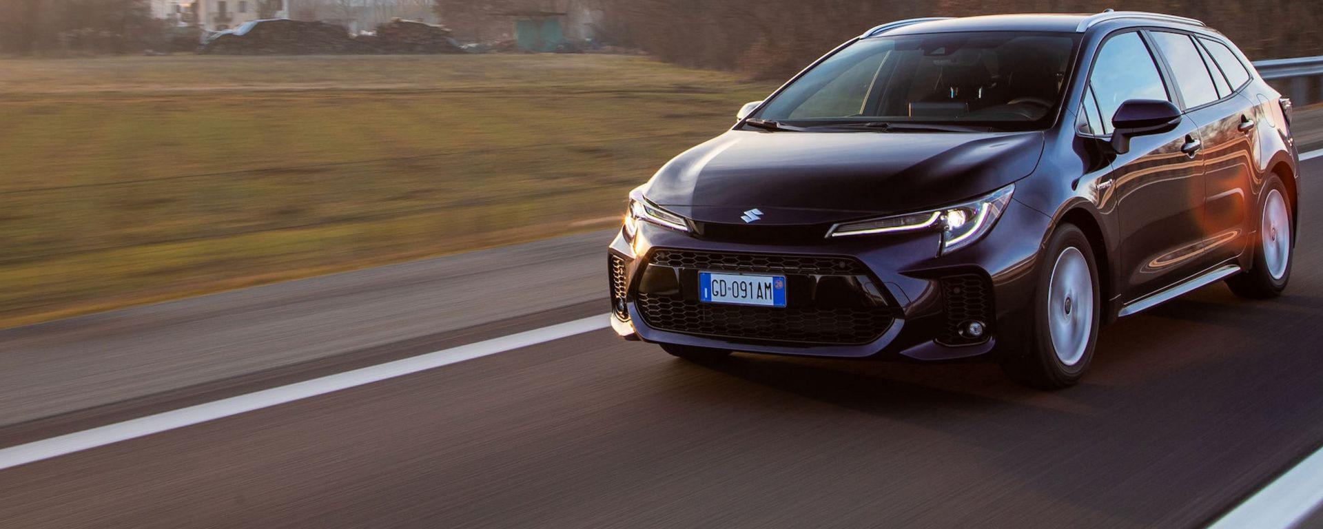 Nuova Suzuki Swace Hybrid