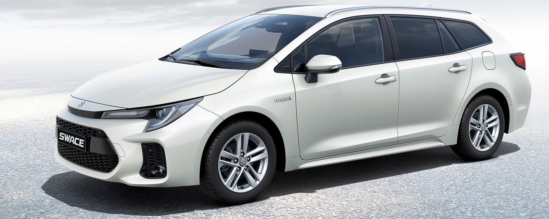 Nuova Suzuki Swace