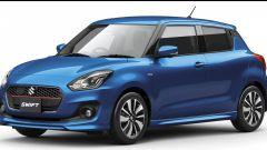 Nuova Suzuki Swift 2017, motori turbo e aspirato