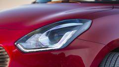 Nuova Suzuki Swift: prova, dotazioni, prezzi  - Immagine: 22