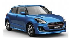 Nuova Suzuki Swift 2017 svelata in Giappone