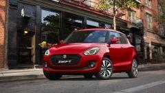 Nuova Suzuki Swift: c'è anche integrale