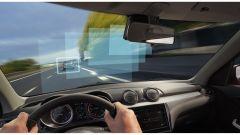 Nuova Suzuki Swift: dispone di molti aiuti alla guida