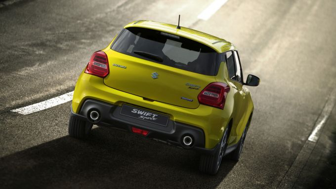 Nuova Suzuki Swift Hybrid: auto eclettica per tutti i giorni