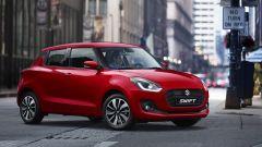 Nuova Suzuki Swift: perde il diesel ma diventa ibrida
