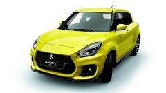 Nuova Suzuki Swift Sport: tutte le foto e il video in azione - Immagine: 11