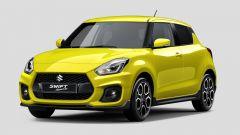 Nuova Suzuki Swift Sport: tutte le foto e il video in azione - Immagine: 1